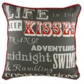Evans Lichfield Deep Kisses Cushions (19875)