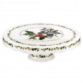 Portmeirion Scalloped Footed Cake Stand (20207)