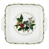 Portmeirion Square Handled Cake Plate (20208)