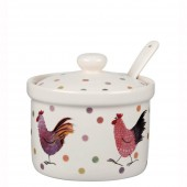 Rooster Alex Clark Rooster Jam Pot and Spoon (20271)