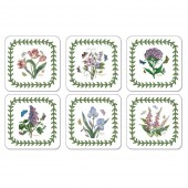 Botanic Garden Coasters Set of 6 (20314)
