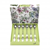 Botanic Garden Set of Teaspoons (20324)