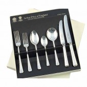 Harley - 25 Year Silver Plate Harley - 7 Piece Place Setting (20468)