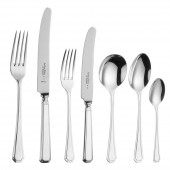 Grecian - Sovereign Silver Plate Grecian - 7 Piece Place Setting (20507)