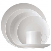 Medaillon White 6 piece Place Setting (20752)