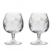 Royal Scot Set of 2 Brandy Glasses (20924)
