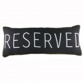 Evans Lichfield Reserved Cushion (21077)