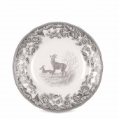 Delamere Rural Tea Plate - Deer (21146)