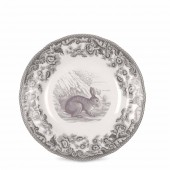 Delamere Rural Tea Plate - Rabbit (21148)