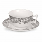 Delamere Rural Teacup and Saucer (21150)