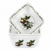 Portmeirion Mini Square Dishes - Set of 3 (21161)