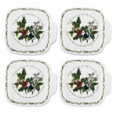 Portmeirion Canape Dishes - Set of 4 (21164)