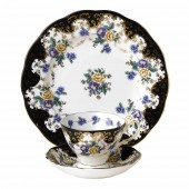 100 Years 1910 Duchess Teacup, Saucer and Plate (21314)