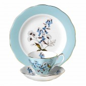 100 Years 1950 Festival Teacup, Saucer and Plate (21317)