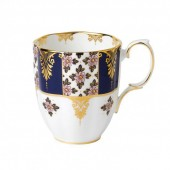 100 Years 1900 Regency Blue Mug (21324)