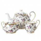100 Years 1940 Chintz Tea Set (21350)