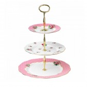 Royal Albert Vintage 3 Tier Cake Stand (21359)