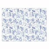 Botanic Blue Tablemats - Set of 4 (21415)