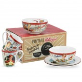 Portmeirion Breakfast Set - 6 Piece (21456)
