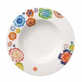 Anmut Bloom Deep Plate (21477)