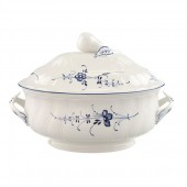 Old Luxembourg Oval Soup Tureen (21542)