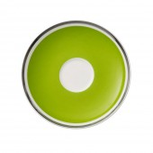 Anmut My Colour Forest Green Coffee Cup Saucer (21659)