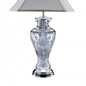Heritage Irish Crystal Tulip Lamp (21733)