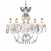 Heritage Irish Crystal Avondale Chandelier - 5 Arm (21735)
