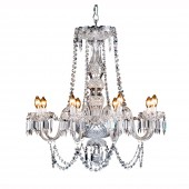 Heritage Irish Crystal Woodstown Chandelier - 8 Arm (21736)