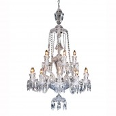 Heritage Irish Crystal Tyrella Chandelier - 15 Arm (21739)