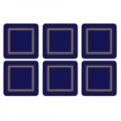 Pimpernel Midnight Coasters - Set of 6 (21778)