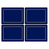 Pimpernel Midnight Tablemats - Set of 4 (21779)