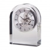 Dartington Crystal Curve Clock (21802)