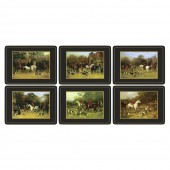 Tally Ho Placemats - Set of 6 (22013)