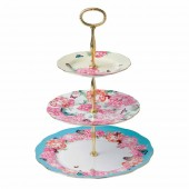 Royal Albert Cake Stand Friendship - 3 Tier (22023)