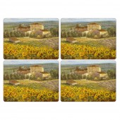 Pimpernel Tuscany Tablemats Set of 4 (22072)