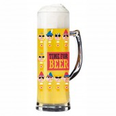 Seidel Beer Mug Julien Chung (Time for Beer) 2014 (22103)
