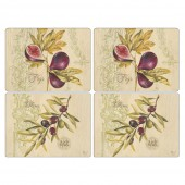 Pimpernel Olives & Figs Tablemats Set of 4 (22119)