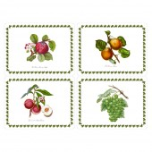 Pimpernel Tablemats Set of 4 (22144)