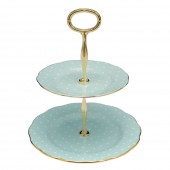 Royal Albert Vintage 2 Tier Cake Stand (22184)