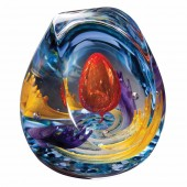Limited Editions Abstract Illuminate Paperweight (22308)