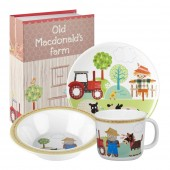 Churchill & Queens China Melamine Set - 3 Piece (22363)