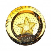 Celebrations Gold Star Paperweight (22474)