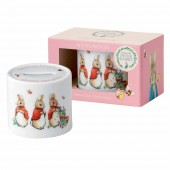 Wedgwood Pink Box Money Box (22517)