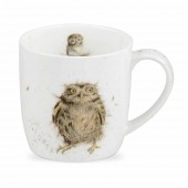 Wrendale Mug - What a Hoot (22530)