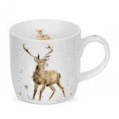 Wrendale Mug - Wild at Heart (22538)