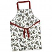 Holly And Ivy PVC Apron (22641)