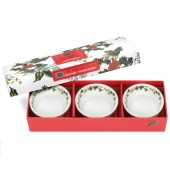 Portmeirion Tealight Holders - Set of 3 (22647)