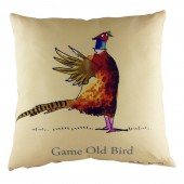 Evans Lichfield Game Old Bird Cushion (22928)