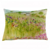 Evans Lichfield Village Green Cushion (22938)